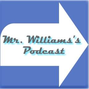 Mr. Williams's 2nd Math Podcast