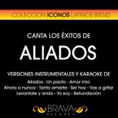 Canta Los Éxitos de Aliados - Las Versiones Karaoke y Instrumentales