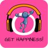 Kim Fleckenstein - Get Happiness! Glücklich sein und Lebensfreude steigern mit Hypnose artwork