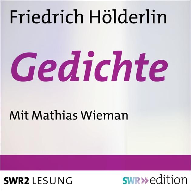 Gedichte By Friedrich Hölderlin On Itunes