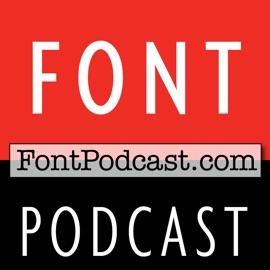 Fontpodcast Com Fonts Typography Graphic Design Font Podcast