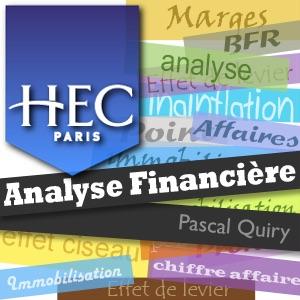 Analyse Financière - Pascal Quiry - HEC Paris (video)