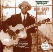 Reverend Gary Davis - Cross And Evil Woman Blues