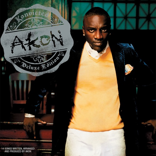 Akon - Konvicted (Deluxe Edition)