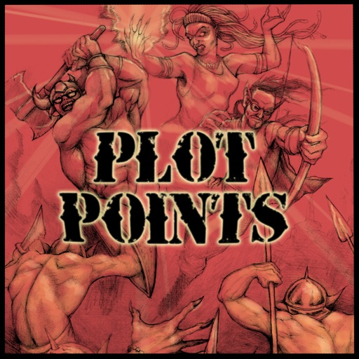 Cover image of Plot Points
