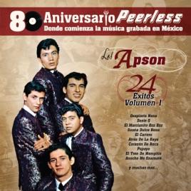Los Apson - El Marcianito Bzz-Bzz / No Tiene La Edad