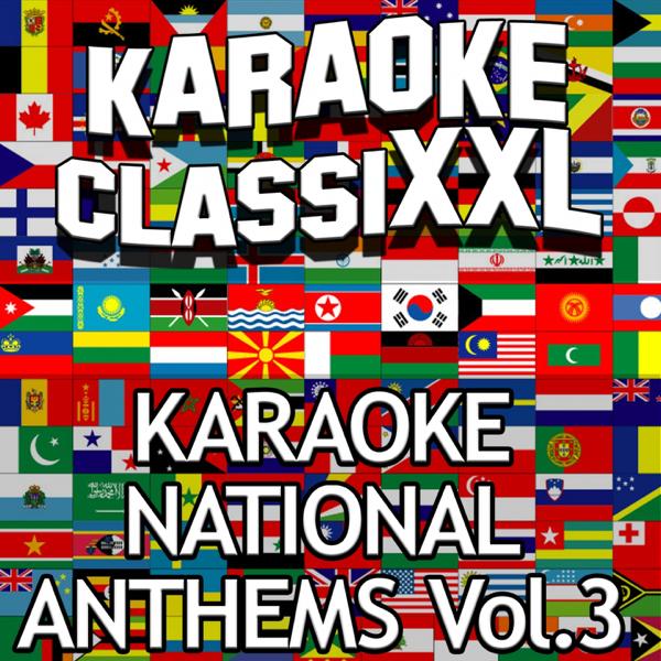 Karaoke National Anthems, Vol  3 (Karaoke Version) by Don Joe