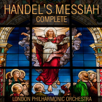 London Philharmonic Orchestra & Walter Süsskind - Handel's Messiah Complete artwork