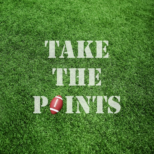 Cover image of Take the Points College Football Podcast