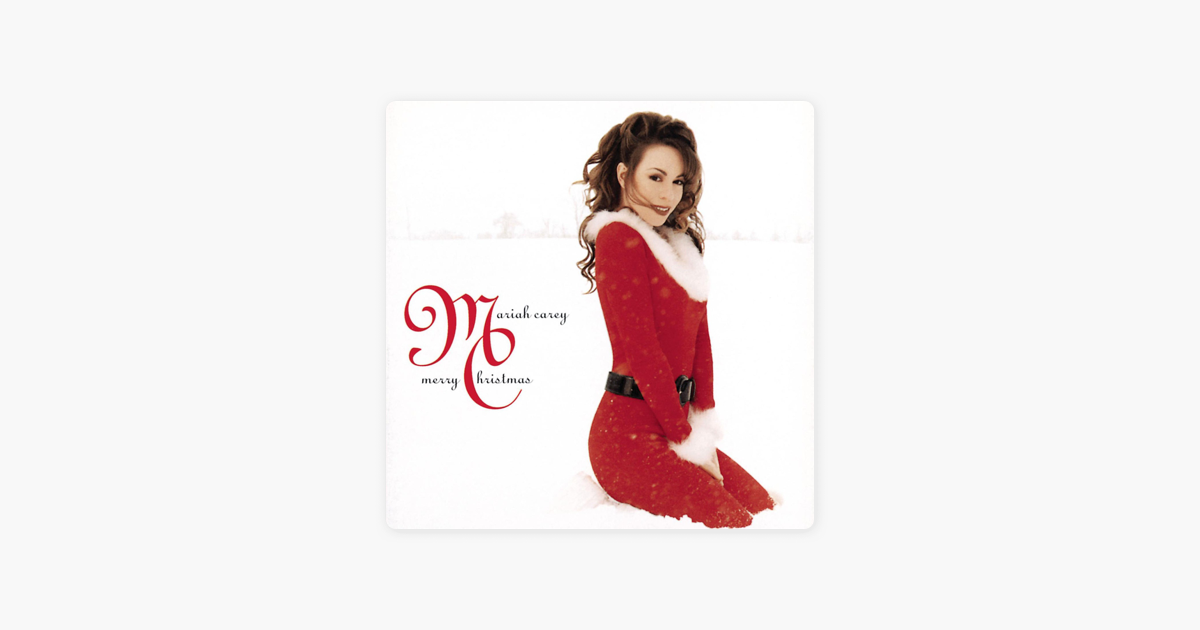 merry christmas by mariah carey on apple music - Mariah Carey Merry Christmas Songs