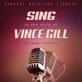Go Rest High on That Mountain (Originally Performed by Vince Gill) [Karaoke Version] - Karaoke Backtrax Library