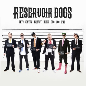 Reservoir Dogs (feat. 360, Pez, Seth Sentry & Drapht) - Single Mp3 Download