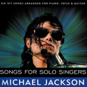 Michael Jackson Songs for Solo Singers (Karaoke) - EP