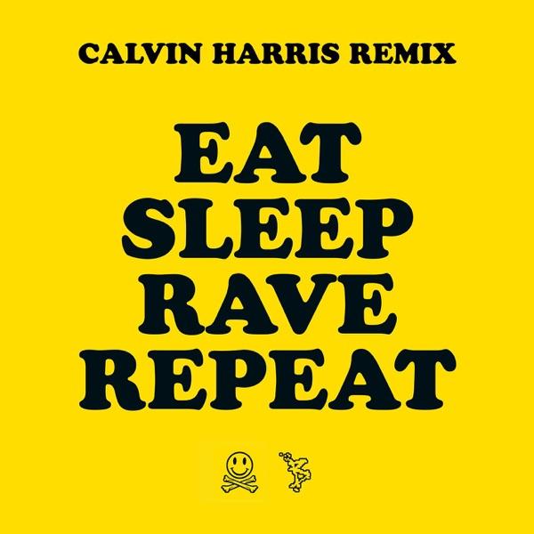 Eat Sleep Rave Repeat (feat. Beardyman) [Calvin Harris Radio Edit]