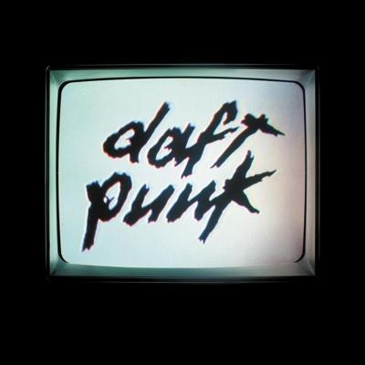 Human After All - Daft Punk album