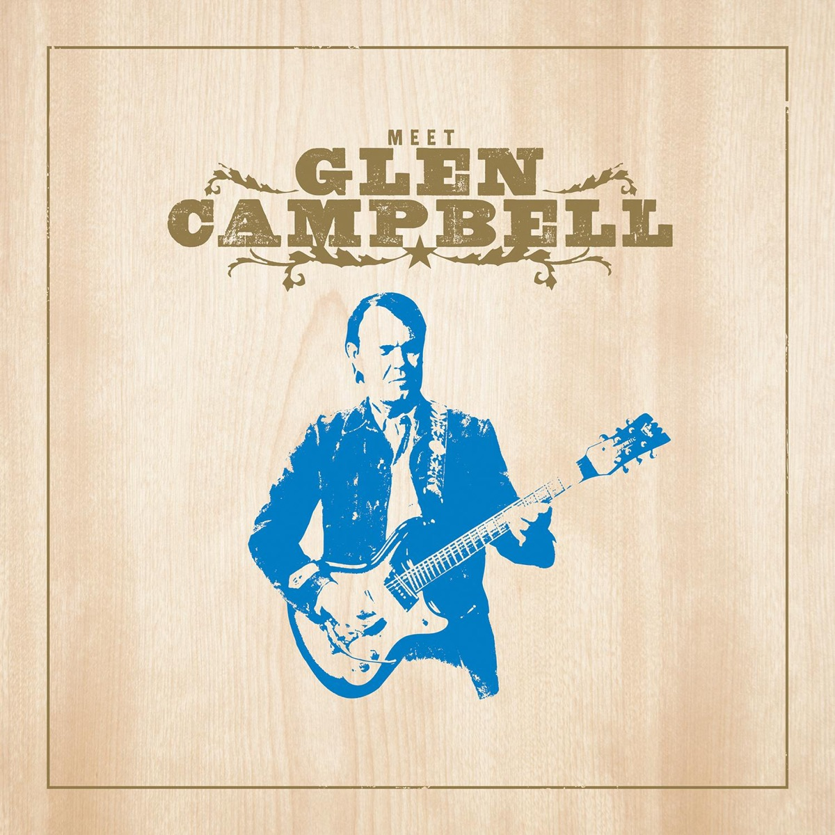 Meet Glen Campbell Bonus Track Version Glen Campbell CD cover