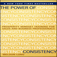 The Power of Consistency: Prosperity Mindset Training for Sales and Business Professionals  (Unabridged)