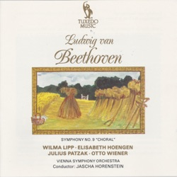 Album: Beethoven Symphony No 9 in D Minor Op 125 Choral by