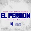 El Perdón Nesty Remix Single