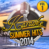 Karaoke Summer Hits 2014 Vol.1 - Backtracks Band