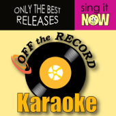 Tears Dry on Their Own (In the Style of Amy Winehouse) [Karaoke Version]