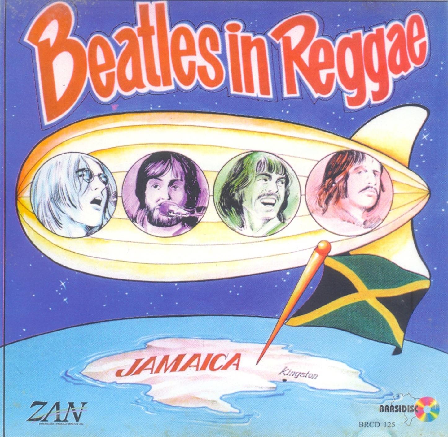 Beatles in Reggae