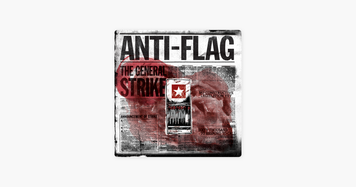 Anti-Flag Premieres 'The Debate Is Over (If You Want It ...