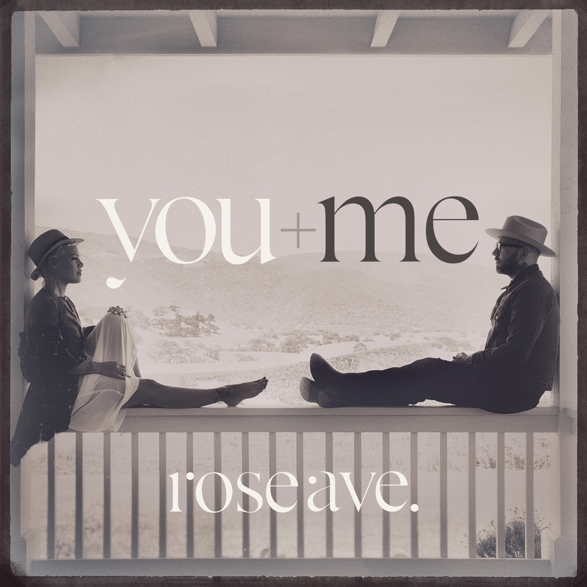 rose ave YouMe CD cover