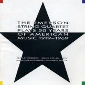 Emerson String Quartet - Three Variations on a Theme (String Quartet No. 2): Variation I