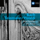 Telemann, Bach & Vivaldi: Oboe Concertos