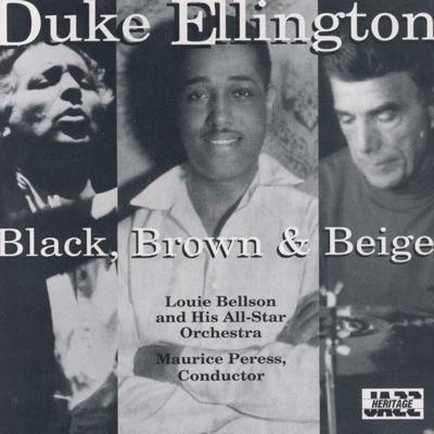 Duke Ellington: Black, Brown & Beige - Louie Bellson