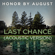 Last Chance (Acoustic Version) - Honor By August