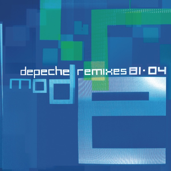 Depeche Mode mit Halo