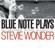Various Artists - Blue Note Plays Stevie Wonder