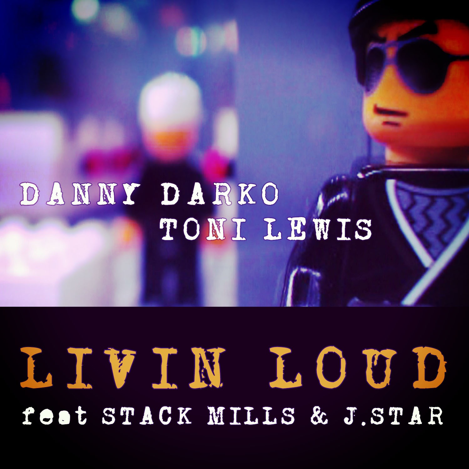 Livin Loud (feat. Stack Mills & J.Star)