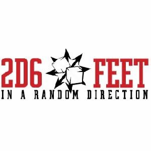 Podcast and Notes – 2d6 Feet in a Random Direction