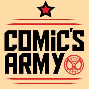 Comic's Army