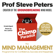 Prof Steve Peters - The Chimp Paradox: The Acclaimed Mind Management Programme to Help You Achieve Success, Confidence and Happiness (Unabridged)