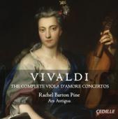 Viola d'amore Concerto in A Minor, RV 397: I. Allegro