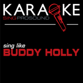 That'll Be the Day (In the Style of Buddy Holly) [Karaoke with Background Vocal]