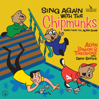 The Chipmunks - Sing Again With the Chipmunks artwork