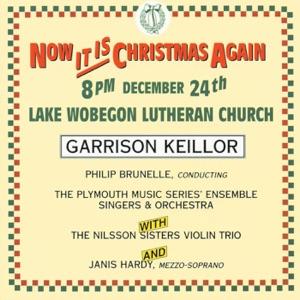 Garrison Keillor, Janis Hardy & The Nilsson Sisters - Still, Still, Still