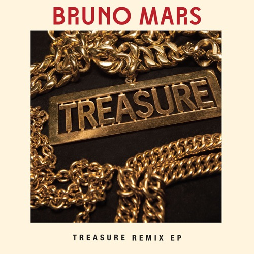 Bruno Mars - Treasure (Remixes) - EP