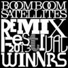 BOOM BOOM SATELLITES REMIX FESTIVAL 2013-Winners- ジャケット写真