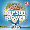 Verschillende artiesten - Qmusic Top 500 van de Zomer (2014) - Deel 1 kunstwerk