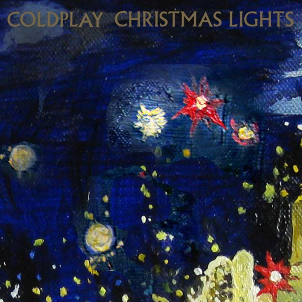 Cover art for Christmas Lights