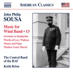 The Central Band of the Royal Air Force & Keith Brion - Mother Goose
