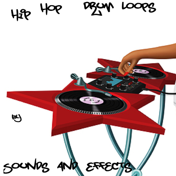 ‎Hip Hop Drum Loops by Sounds and Effects on iTunes