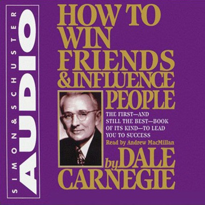 How to Win Friends & Influence People( audiobook)