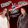 Marcela Bueno & Sam Alves - A Thousand Years (The Voice Brasil)  arte